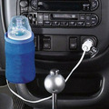 Food Milk Cup Warmer Aquecedor portátil Baby Car Bottle Warmer Aquecedor alimentos Leite Da Bebida Da Água Bottle Cup Para Outdoor VCH49 T15 0.5