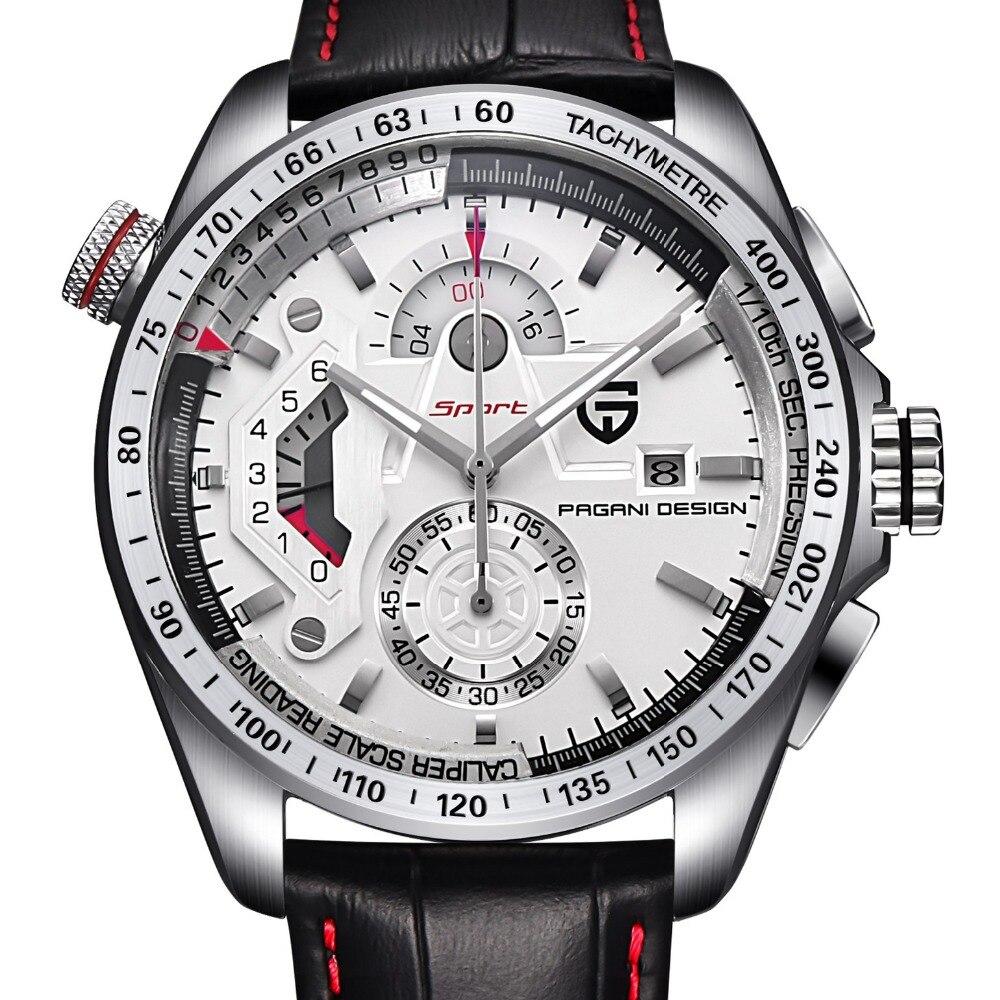 Watches Men Luxury nd PAGANI DESIGN Outdoor Sport Watch Japan ...