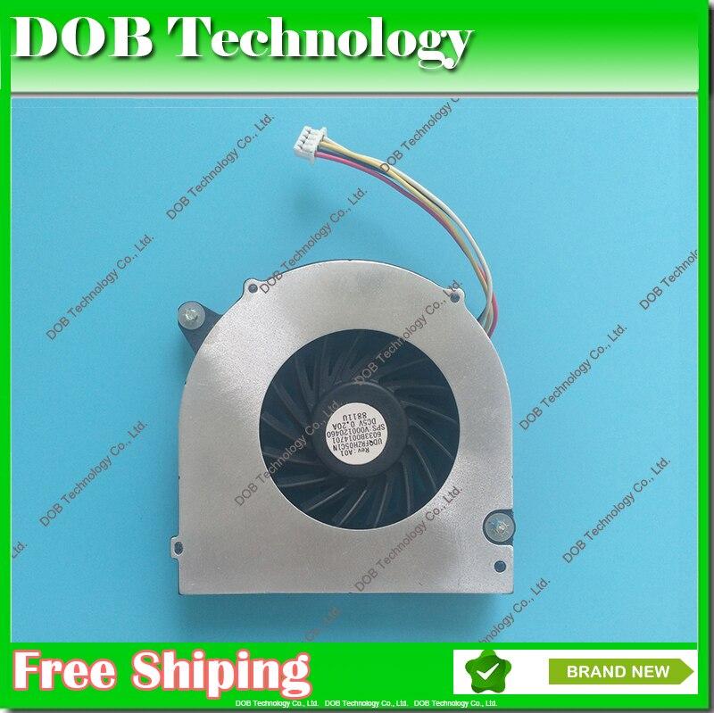 Laptop CPU Cooling Fan For HP 6530B 6535B 6735B 6730B 6730S CPU cooler DFS481305MCOT 6033B0014601 486288-001