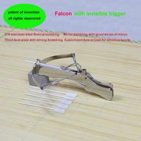 NEW Numerical control Catapult Slingshot decoration Bow Outdoor Shooting Game decoration Collection