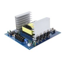 1000W DC12V/24V Inverter Module High Frequency Module Board Current Boost Step-up Car Converter DC-AC  qiang