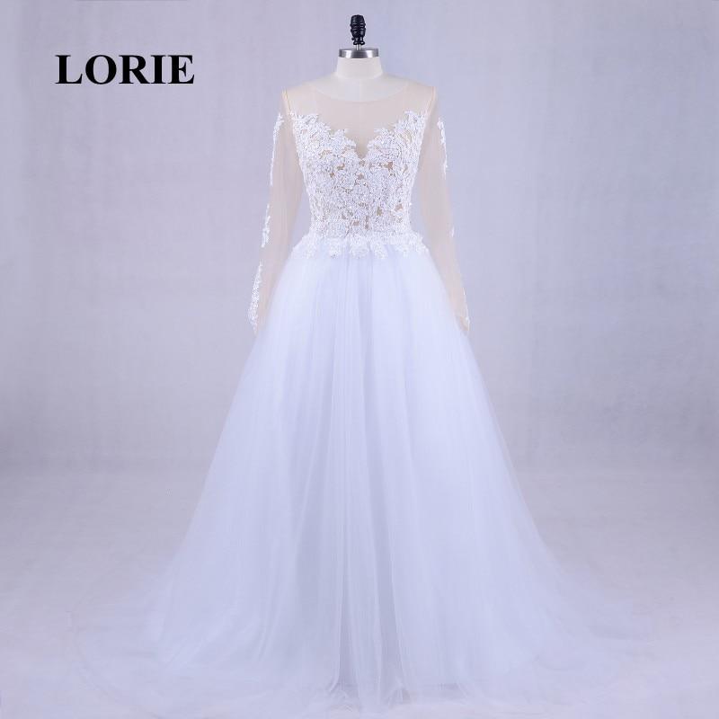 Aliexpress Buy Sexy Backless Ball Gown Wedding Dress 2017 Long Sleeves Vestido De Novia
