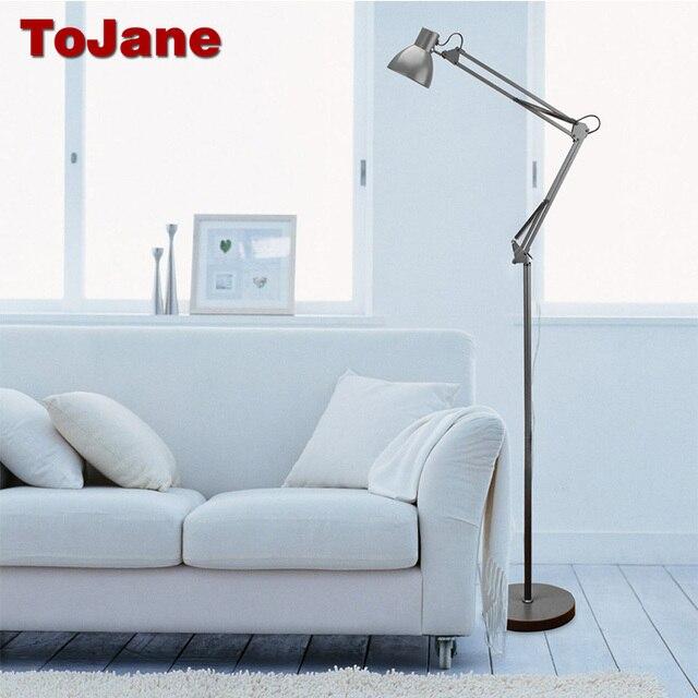 Tojane lampada da Terra Classica Lampada Da terra Led Lampade Per ...