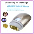 Mini Tripolar RF Radio Frequency Skin Tightening Lifting Double Chin Removal Facial Beauty Massager Roller