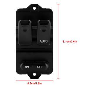 Image 3 - Car Power Master Window Control Switch Button for Mazda 323F Bongo 1994 1995 1996 1997 1998 Auto Power Window SwitchAccessories