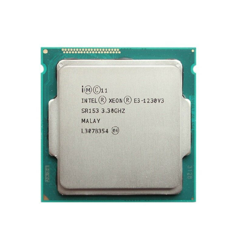 Intel Xeon <font><b>E3</b></font>-<font><b>1230</b></font> <font><b>v2</b></font> <font><b>E3</b></font> <font><b>1230</b></font> <font><b>v2</b></font> CPU Quad-Core LGA1155 CPU image