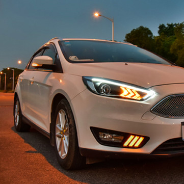 For Ford Focus Led Drl Daytime Running Lights Fog Light Per Lamp 2017 2016 Not Produce By Company