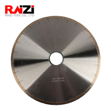 цена на Raizi 14 Inch/350mm Diamond Bridge Saw Blade Cutting Disc For Dekton Porcelain-Best Quality