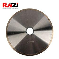 Raizi disco de corte de hoja de puente de diamante de 14 pulgadas/350mm para porcelana Dekton-la mejor calidad