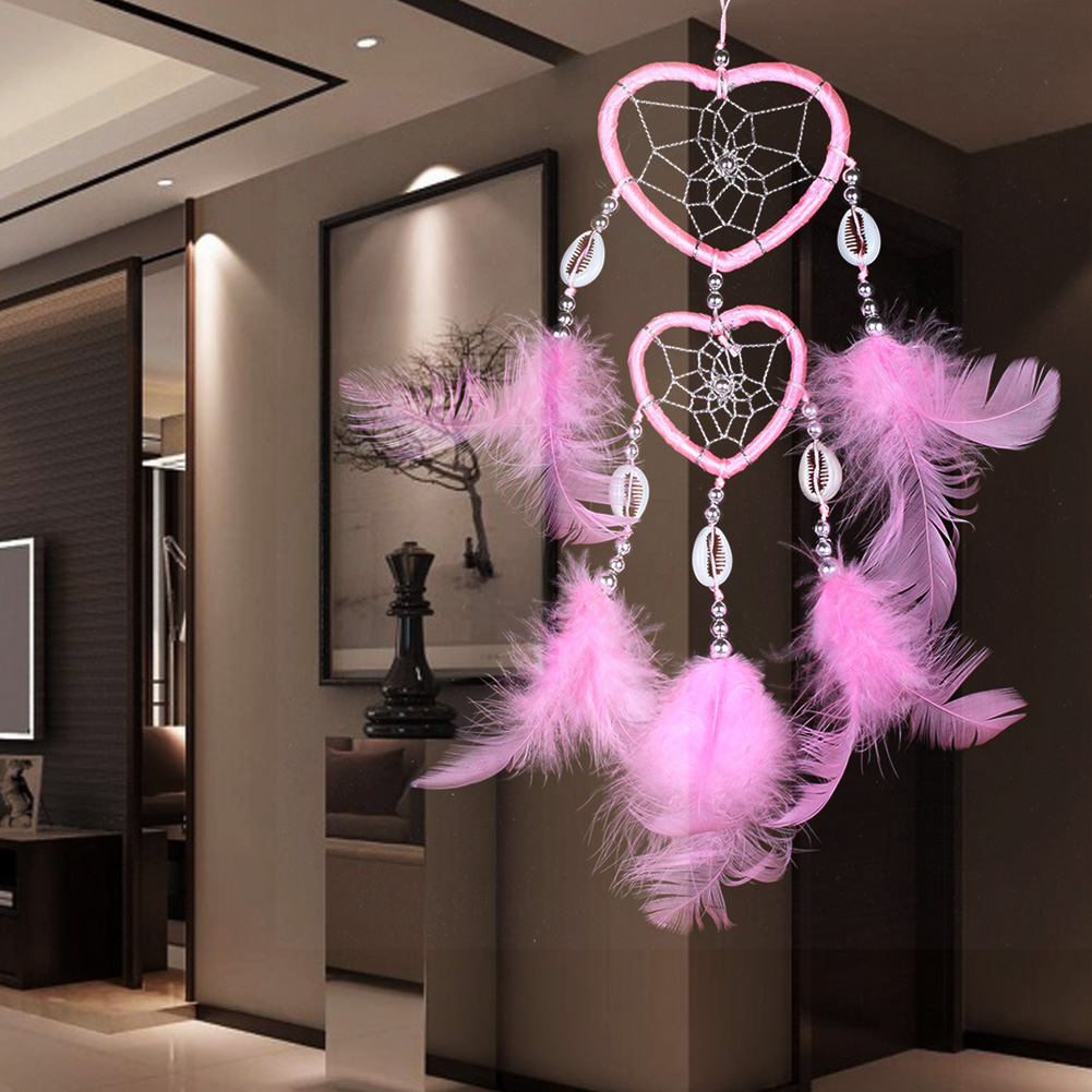 2017 design multi color dream cather livingroom hanging decoration