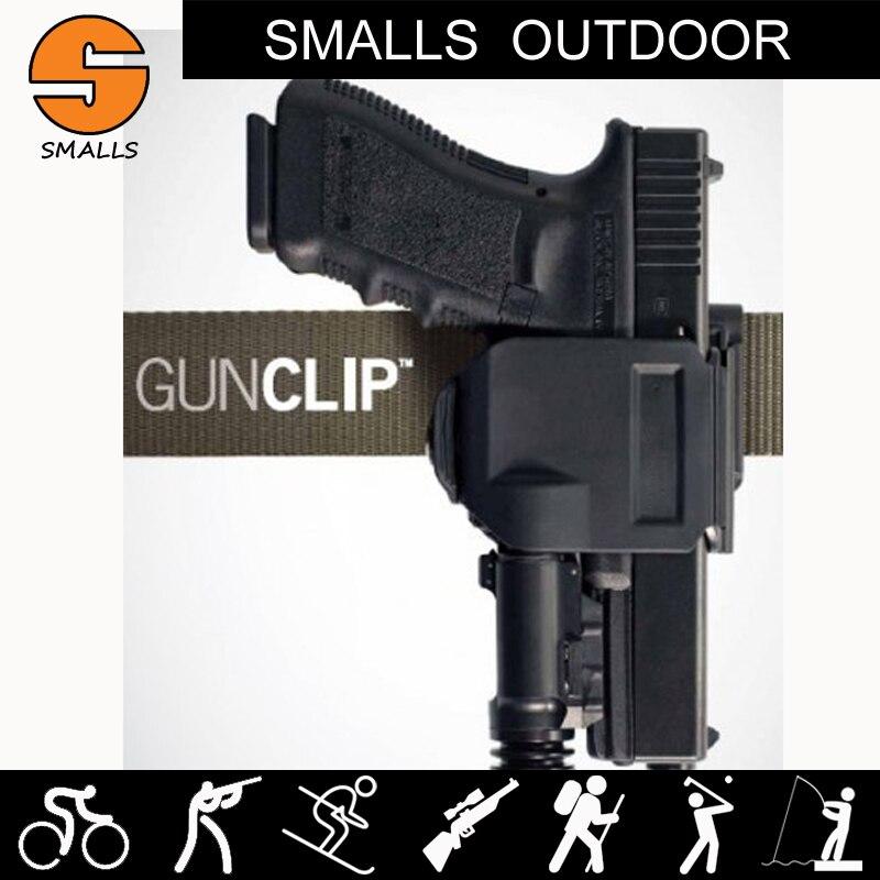 CP estilo modelos para Glock 17/19/22/23 Tactical airsoft paintball Caza Tiro roto right mano pistola