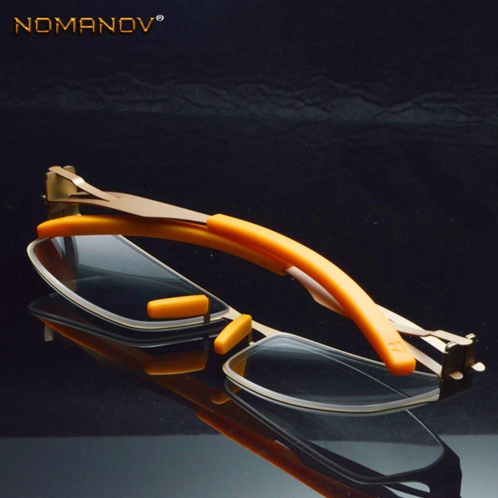 Keine Lötstelle ohne Schraube Ultraleichter Rahmen Optische - Bekleidungszubehör - Foto 4