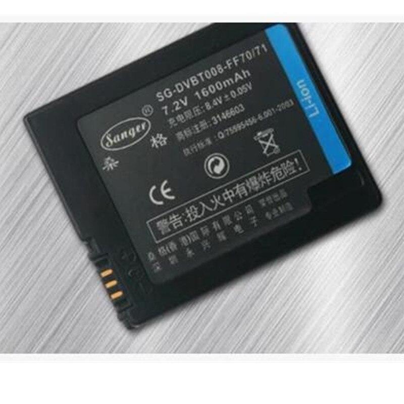 NP-FH70 NP-FH100 batteries au lithium NPFH100 Li-ion batterie FH100 pour Sony NPFH60 DCR-DVD650 HC52 SX40 batterie d'appareil photo numérique