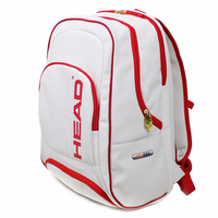 Fashionable PU Material Tennis Racket Bag Racquet Sport Training Backpack Christmas Commemorative Edition With Shoes Bag