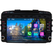 "2 GB RAM 3G 4G WiFi Android 7.1.2 9 ""quad-core HD coche Radios Reproductores MP4 multimedia para KIA sorento 2015 2016 2017"