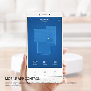 Image 3 - Xiaomi Mi Robot Hút Bụi Cho Nhà Sàn Cứng Thảm Tự Động Quét Bụi Bụi Thông Minh Lên Kế Hoạch Wifi Mijia Ứng Dụng Điều Khiển