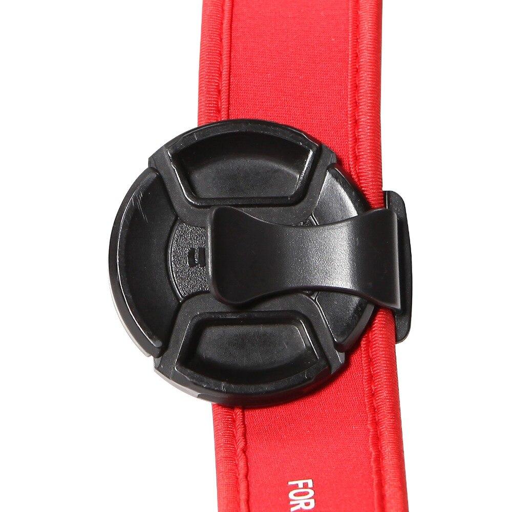 Universal Camera Lens Cap Clip Clamp Holder Strap Keeper S-clip For canon nikon camera Lens Cap стоимость