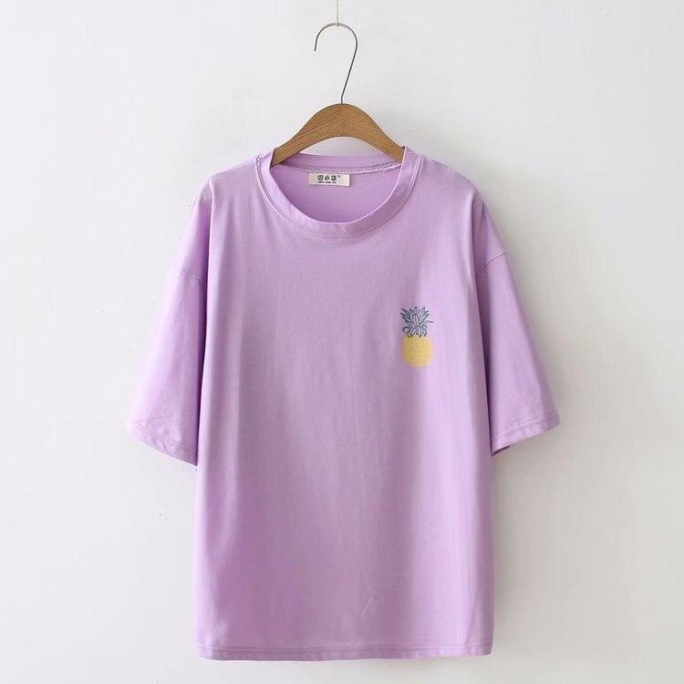 T Shirt Women New t-shirts women 2018 tshirts cotton women O Neck Short Sleeve