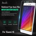 Anti-Explosion Закаленное Стекло Для Xiaomi 3 4 4C 4S 5 5S Glasss Anit-отпечатков Пальцев Протектор Экрана Для Xiaomi 3 4 4C 4S 5 5S