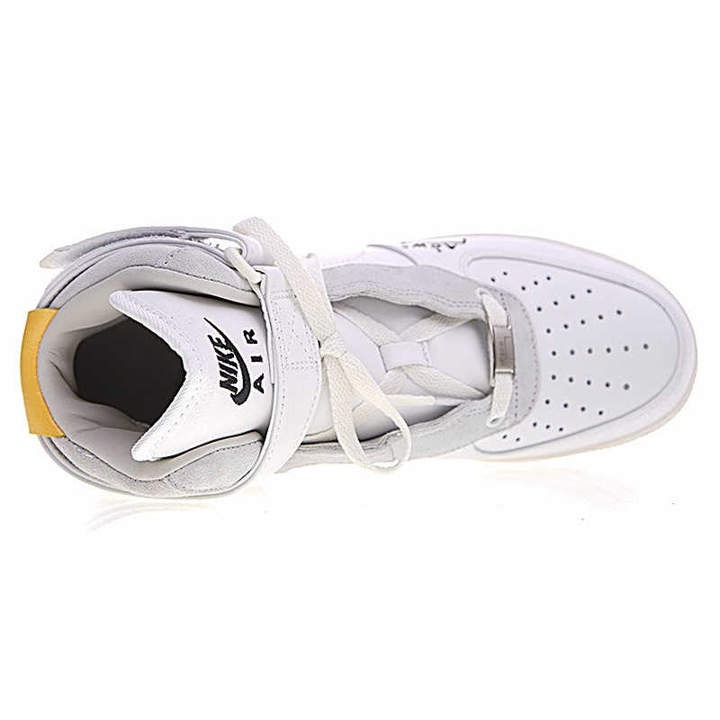 fb045c79 ... Nike Air Force 1 A Cold Wall AF1 ACW совместных Для мужчин скейтборд  обувь, оригинальная ...