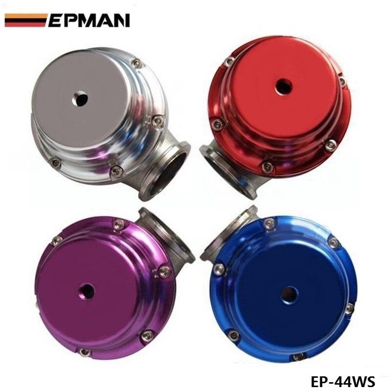 EPMAN V44 MVR 44mm V Band External Wastegate Kit 24PSI Turbo Wastegate with V Band Flange