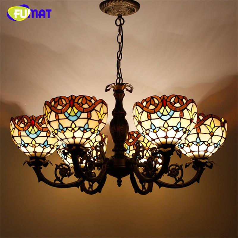 Tiffany Style Pendant Lighting
