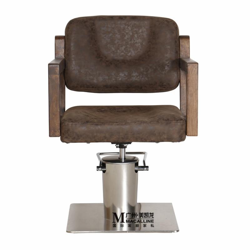 Kursi penata rambut `produsen menjual rambut` dapat meletakkan kursi - Mebel - Foto 3