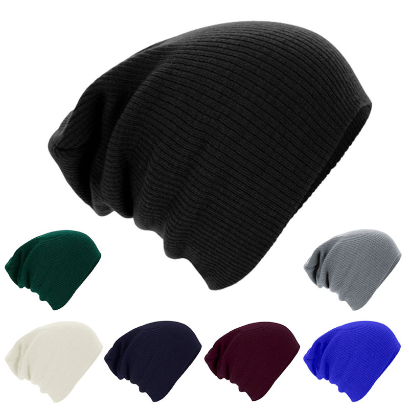 2015 Unisex Winter Beanies 7 Solid Color Hat Plain Warm Soft Beanie Skull Knit Cap Hats Knitted Touca Gorro Caps For Men Women hight quality winter beanies women plain warm soft beanie skull knit cap hats solid color hat for men knitted touca gorro caps