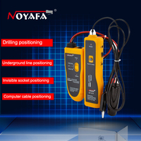 Free Shipping NF816 Underground Cable Locator ,Cable Finder Fault Finder Network Cable Finder Tools Underground Wire Locator