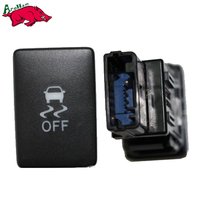Aroham Free Shipping NEW Auto Switch Button 15C629 For Toyota 4 Pins