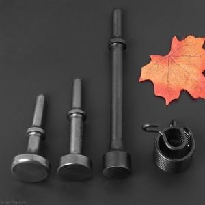 Image 2 - 3PCS Smoothing Pneumatic Air Hammer BitS Long Bit Tool &1* Spring Tire Repair