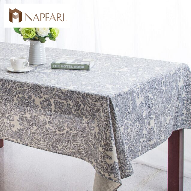 nappe table cloth dining tablecloth european style printed table cover mainland