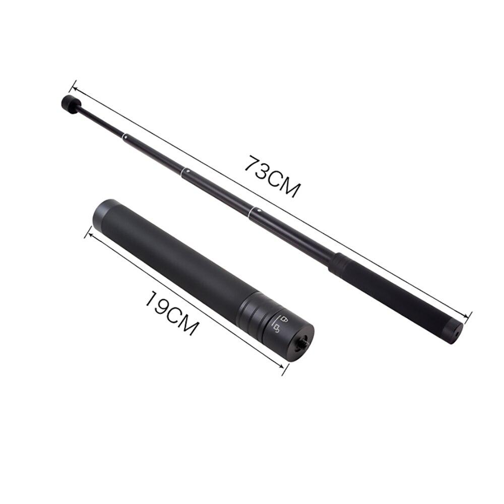 New Extention Pole Reach Rod bar Tube for FEIYUTECH FY SPG WG G6 G5 Handheld Gimbal Gopro zhiyun smooth 4 q dji OSMO