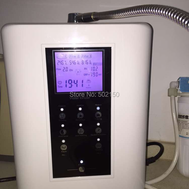 OH-806-3W CE Certification and Ionizer Type 110V natural water filter Without Heating Function 220v oh 806 3h household drinking water use and ce certification alkaline water ionizer