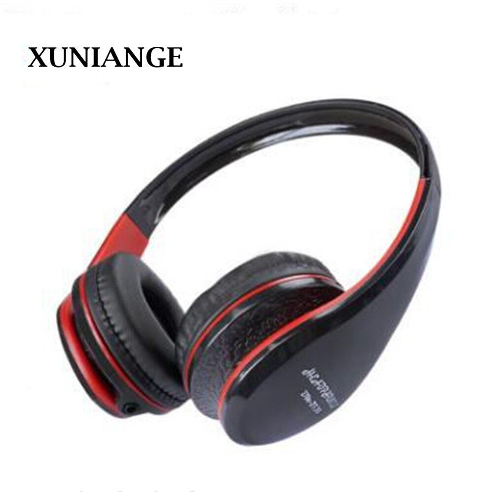 Nuevos auriculares con micrófono sobre los auriculares del oído HiFi sonido estéreo de música auricular para iPhone Xiaomi Sony Huawei PC