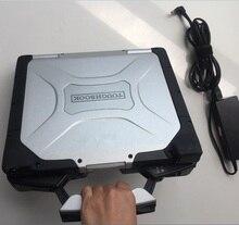 Второй руки ноутбук Toughbook cf30 CF-30 ram 4g авто диагностический компьютер 2 года гарантии выбрать hdd для mb c3 c4 c5 bmw icom