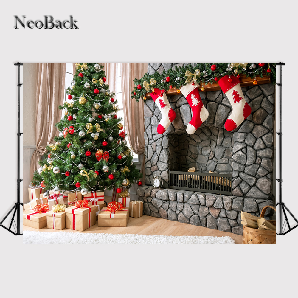 NeoBack  8x5ft wide vinyl backdrop photography backgrounds vintage Christmas backdrop customized size is offered A2514 customize hot tub cover bag and spa cap size 244 x 244 x 30 5cm 8 ft x 5 ft x 12 inch any shape and size is avaliable