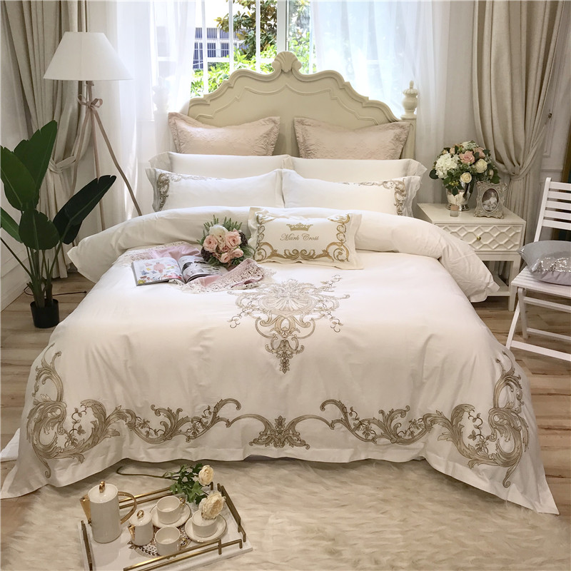 Aliexpress.com : Buy 60S Egyptian Cotton Bed Cover Set