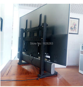 Image 5 - Heavy Duty 32 75inch LED LCD TV Mount Stand VESA from 600x400mm to 800x500mm Max.Loading 60kgs DSK780