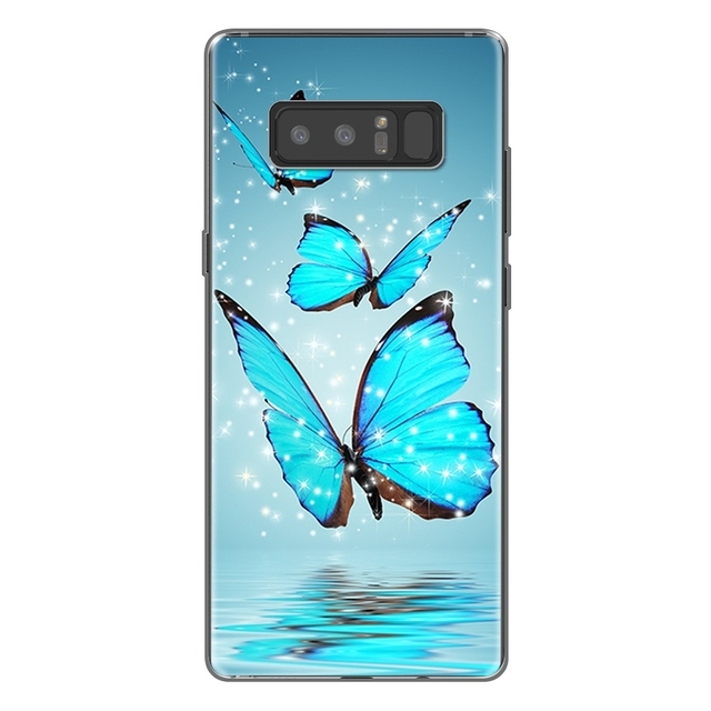 For Samsung Galaxy Note 8 Case Cover Silicone Cute Patterned Cover For Samsung Note 8 Case For Galaxy Note 8 Case Samsung Note8