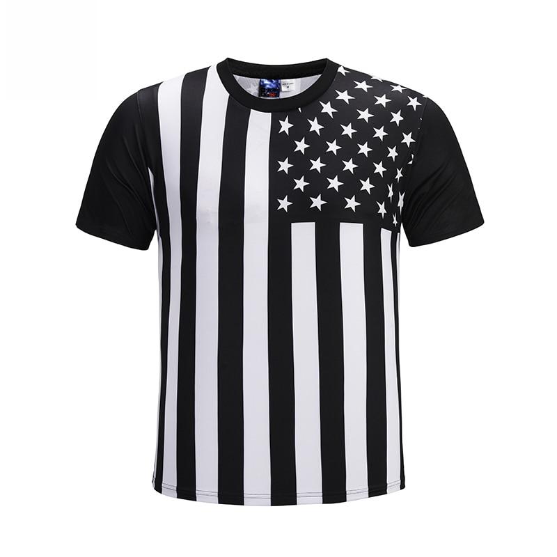 Mr.1991 marca bandera de América camiseta con estampado 3D para - Ropa de ninos