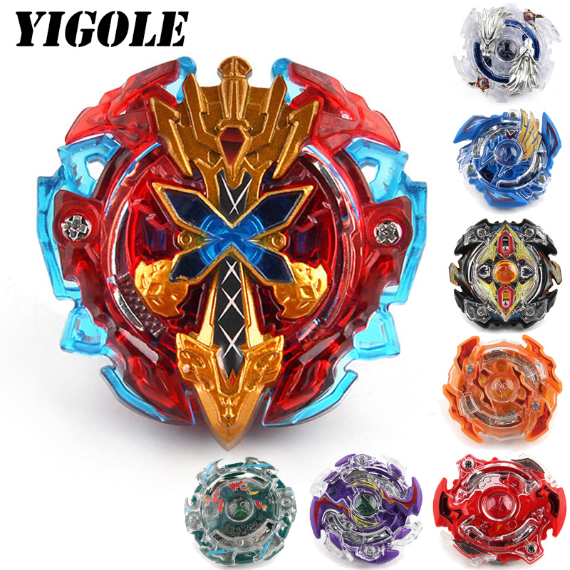 8 Style Beyblade Burst Toys Arena Sale Beyblades Toupie Beyblade Metal Fusion Avec Lanceur God Spinning
