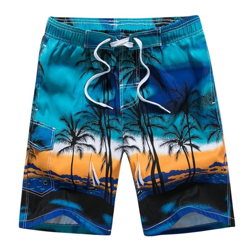 Calções de Corrida Sportswear dos Homens de Surf Novidades Homens Verão Quick Dry Legal Seaside Tábua Solta Vogue Brisk Praia Curta Calças Hot