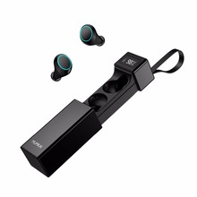 все цены на True wireless earbuds Bluetooth 5.0 IPX7 Waterproof HiFi Stereo earphone noise cancelling Sport Wireless Bluetooth headphones онлайн
