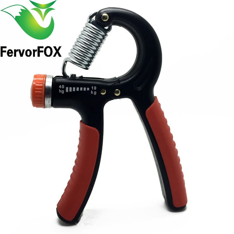 10-40 Kg Adjustable Heavy Grips Hand Gripper Fitness Hand ExerciserWrist Strength Training Hand Gripper Gym Power Fitness Grip