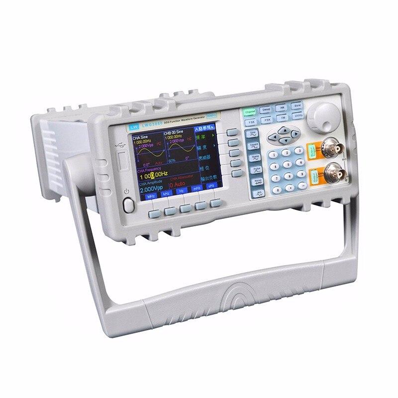 LWG3080 DDS générateur de fonction générateurs de Signal de système numérique direct 40 mHz ~ 80 MHz avec 32 types générateur de signal de forme d'onde