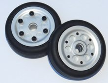 JP Hobby 50mm 55mm 60mm 65mm wiel voor rc jet freeshipping(China)