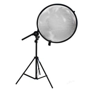 """Image 5 - Godox 43 """"110 センチ 2 で 1 ポータブル折りたたみライトラウンド写真リフレクターのための写真"""