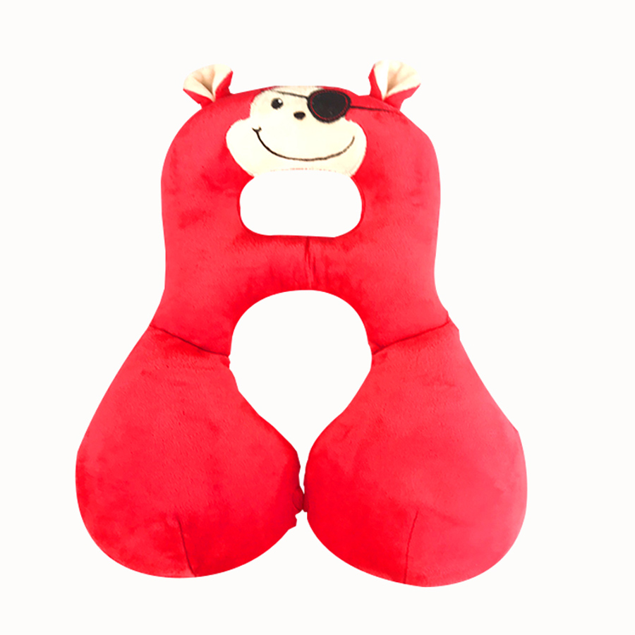 Baby Bedding 100% Quality 0-3 Years Old Baby Headrest Multifunctional Cartoon Animal Baby Pillow For Baby Sleep Pillow