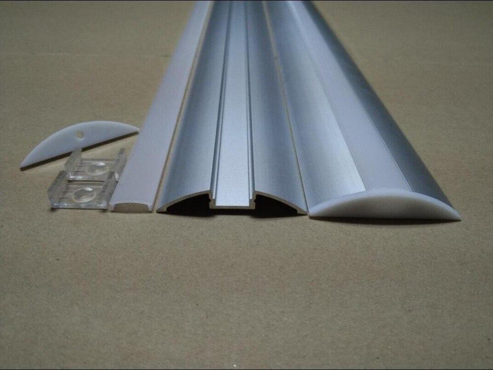 2.5 m / szt. 135M / Lot smukła linia taśmy led profil montażowy - Oświetlenie LED - Zdjęcie 5